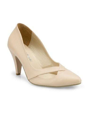 Polaris 315193.Z Kadın Gova Ayakkabı Bej